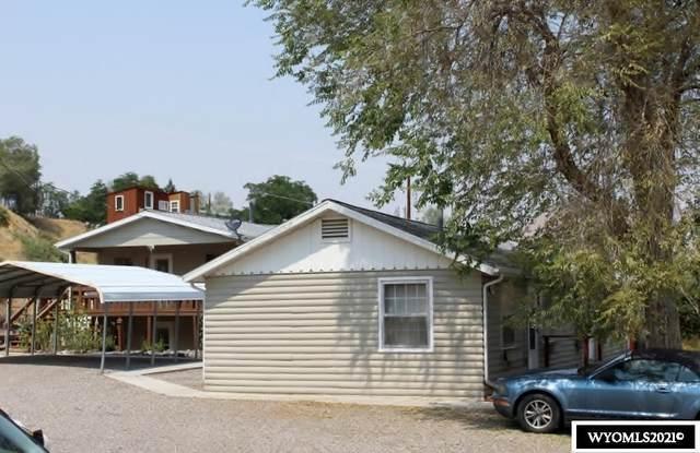 318 1/2 S 8th Street, Thermopolis, WY 82443 (MLS #20214628) :: Lisa Burridge & Associates Real Estate