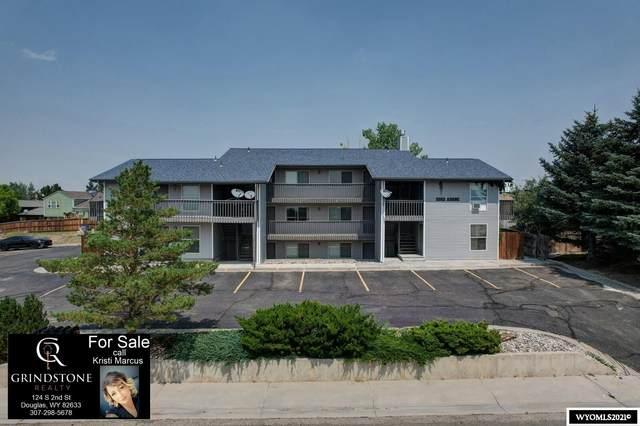 2012 Adobe Avenue, Douglas, WY 82633 (MLS #20214629) :: Lisa Burridge & Associates Real Estate