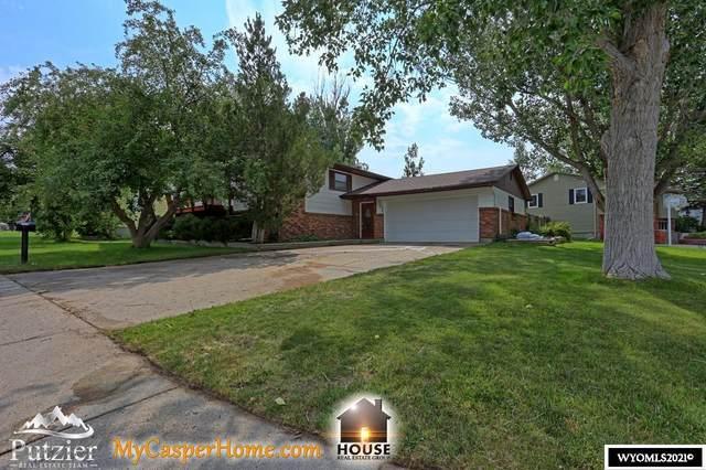 1620 Nottingham Drive, Casper, WY 82609 (MLS #20214632) :: Lisa Burridge & Associates Real Estate