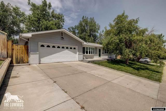 3620 Carmel Drive, Casper, WY 82604 (MLS #20214633) :: Lisa Burridge & Associates Real Estate