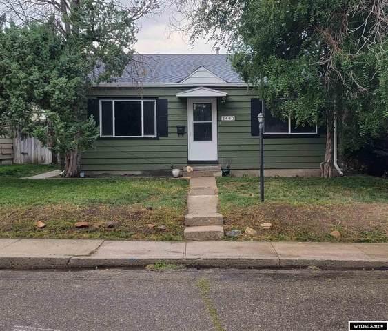 1440 S Melrose, Casper, WY 82601 (MLS #20214634) :: Lisa Burridge & Associates Real Estate