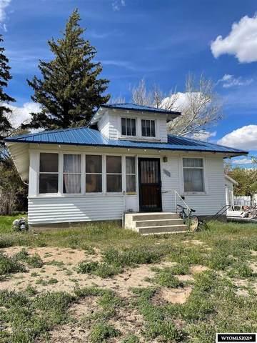 1221 Date Street, Rawlins, WY 82301 (MLS #20214636) :: Real Estate Leaders