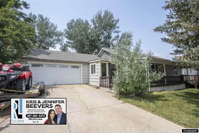 2640 Harvard Street, Casper, WY 82601 (MLS #20214642) :: Real Estate Leaders