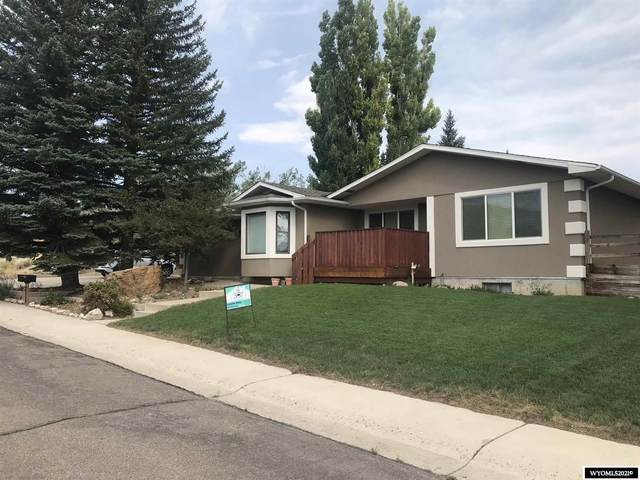 1205 South Dakota Street, Green River, WY 82935 (MLS #20214664) :: Lisa Burridge & Associates Real Estate