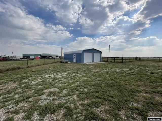 4175 Salt Creek Highway, Casper, WY 82601 (MLS #20214665) :: Real Estate Leaders