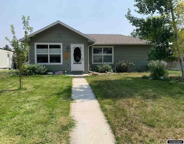 1137 Washington Street, Douglas, WY 82633 (MLS #20214682) :: RE/MAX Horizon Realty