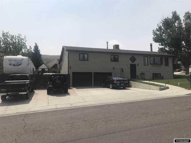 730 Brandner Circle, Green River, WY 82935 (MLS #20214684) :: Lisa Burridge & Associates Real Estate