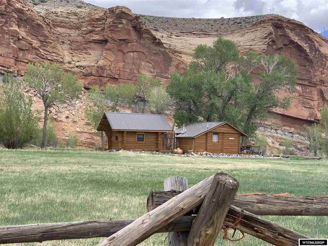 7028 Hwy 26, Dubois, WY 82513 (MLS #20214694) :: RE/MAX The Group