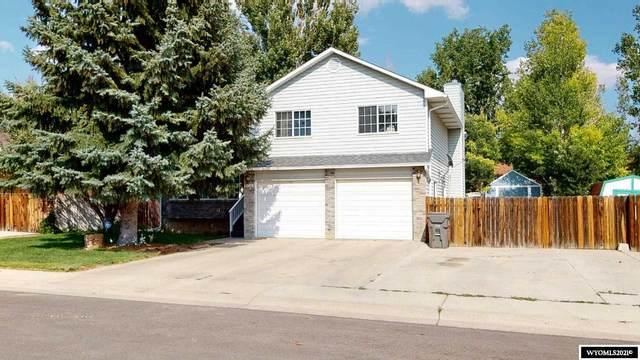 1009 Palomino Street, Rock Springs, WY 82901 (MLS #20214713) :: RE/MAX Horizon Realty
