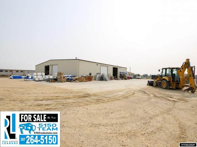 5142 Reserve Drive, Evansville, WY 82636 (MLS #20214727) :: Broker One Real Estate