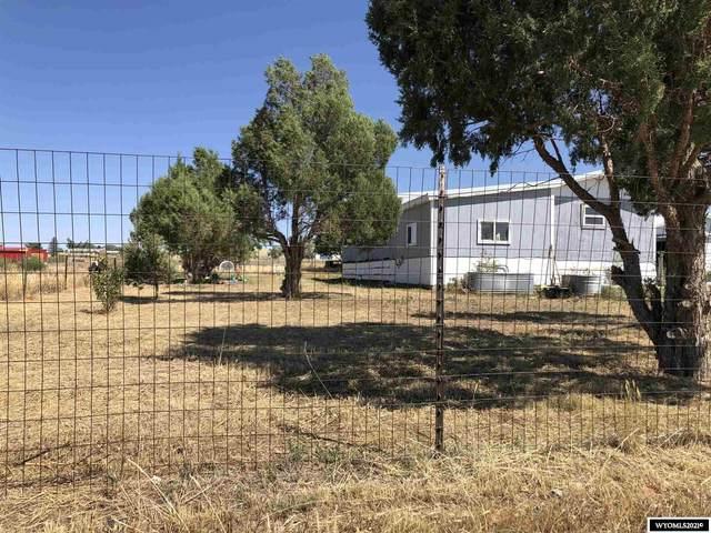 202 E Antelope, Douglas, WY 82633 (MLS #20214755) :: Real Estate Leaders