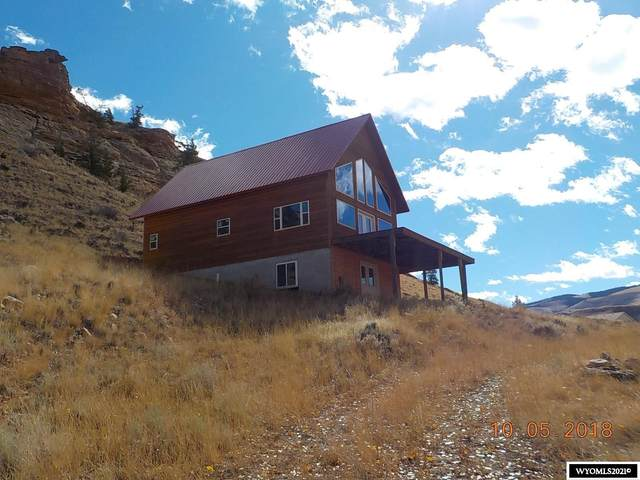 8 Crowheart Lane, Dubois, WY 82513 (MLS #20214756) :: RE/MAX The Group