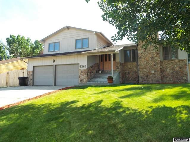 4241 Puma Drive, Casper, WY 82604 (MLS #20214777) :: Lisa Burridge & Associates Real Estate