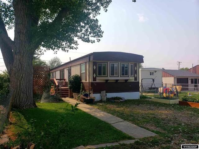 136 & 130 Missouri Street, Evansville, WY 82636 (MLS #20214786) :: Lisa Burridge & Associates Real Estate