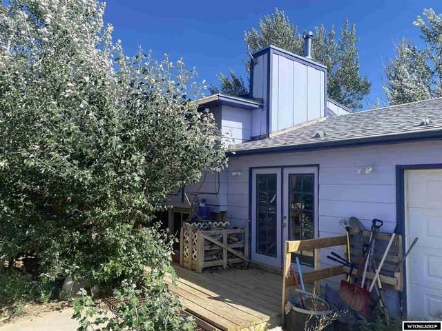 4200 Coates Road, Casper, WY 82604 (MLS #20214788) :: Real Estate Leaders
