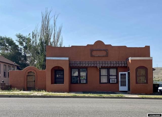 608 W Cedar, Rawlins, WY 82301 (MLS #20214835) :: Real Estate Leaders
