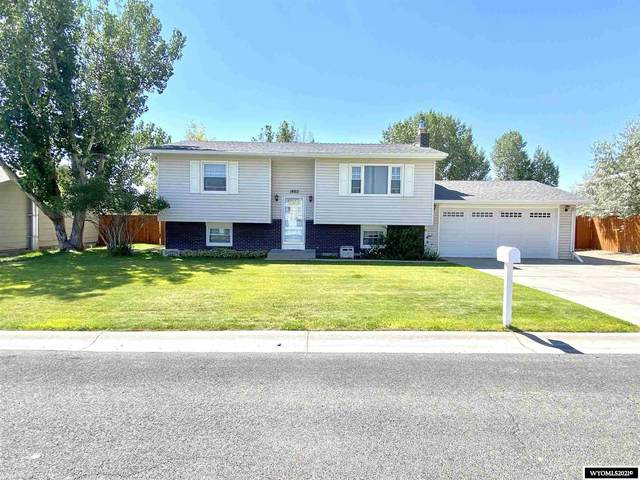 1802 Loch Ness Drive, Rawlins, WY 82301 (MLS #20214856) :: Real Estate Leaders