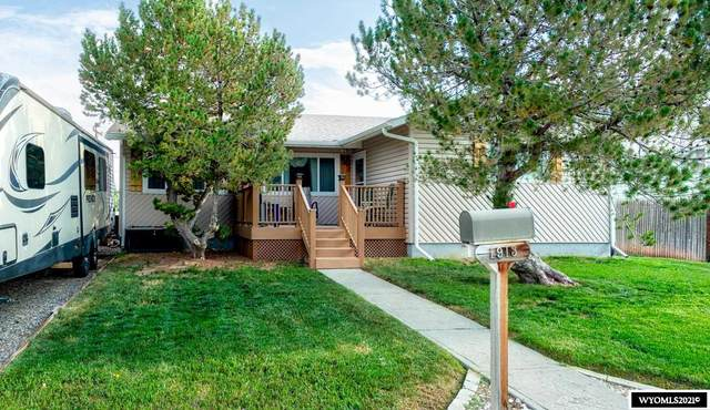 1913 Gregg Avenue, Worland, WY 82401 (MLS #20214868) :: RE/MAX Horizon Realty