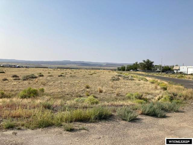 Lot 1,2,3 Blk 5 Skyline Acres, Rawlins, WY 82301 (MLS #20214872) :: Real Estate Leaders
