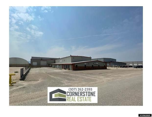 2289 W Renauna Avenue, Casper, WY 82601 (MLS #20214883) :: RE/MAX Horizon Realty