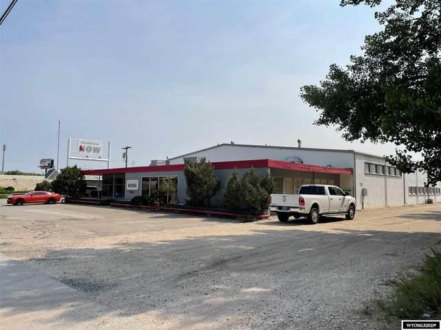 555 N Center Street, Casper, WY 82601 (MLS #20214886) :: Lisa Burridge & Associates Real Estate