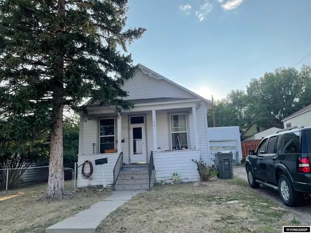 514 13th Street, Rawlins, WY 82301 (MLS #20214919) :: RE/MAX Horizon Realty