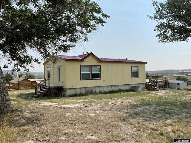 132 S Tipperary, Hanna, WY 82327 (MLS #20214922) :: RE/MAX The Group