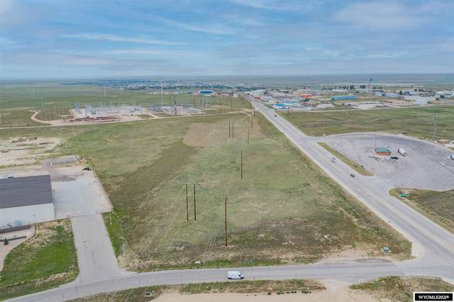Lot 1 Bypass Industrial Park, Casper, WY 82604 (MLS #20214932) :: RE/MAX The Group