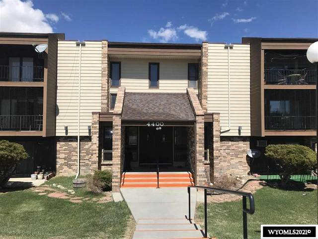 4400 S Poplar 209-D, Casper, WY 82604 (MLS #20214935) :: Lisa Burridge & Associates Real Estate