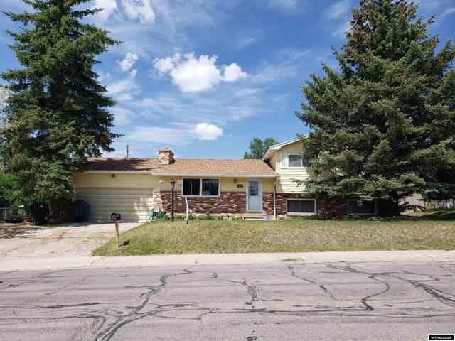 919 Third West Avenue, Kemmerer, WY 83101 (MLS #20214970) :: Lisa Burridge & Associates Real Estate