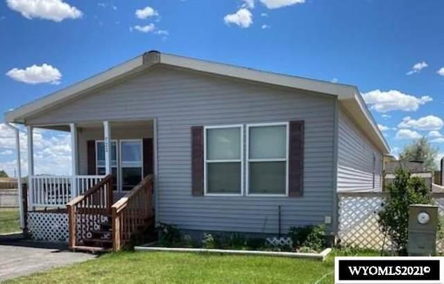 722 Ash Avenue, Rawlins, WY 82301 (MLS #20214986) :: RE/MAX Horizon Realty