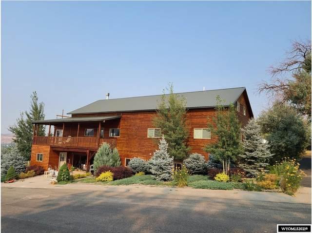 127 Mountain View Drive, Thermopolis, WY 82443 (MLS #20214989) :: Lisa Burridge & Associates Real Estate