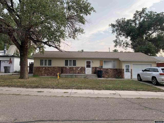 74 Mesa Verde, Glenrock, WY 82637 (MLS #20214993) :: Lisa Burridge & Associates Real Estate