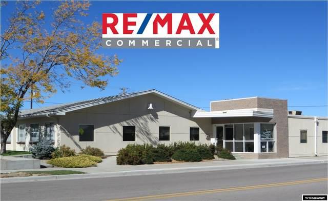 606 S David Street, Casper, WY 82601 (MLS #20215040) :: Lisa Burridge & Associates Real Estate
