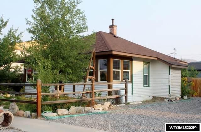536 Clark Street, Thermopolis, WY 82443 (MLS #20215047) :: Lisa Burridge & Associates Real Estate