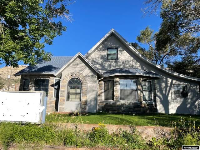 810 Dewar Drive, Rock Springs, WY 82901 (MLS #20215060) :: RE/MAX Horizon Realty
