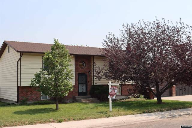 104 Second East St, Lyman, WY 82937 (MLS #20215066) :: Real Estate Leaders