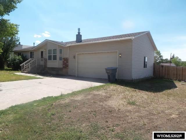 101 Mohawk, Evanston, WY 82930 (MLS #20215077) :: Lisa Burridge & Associates Real Estate
