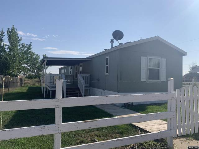 104 Aspen, Midwest, WY 82643 (MLS #20215082) :: RE/MAX The Group