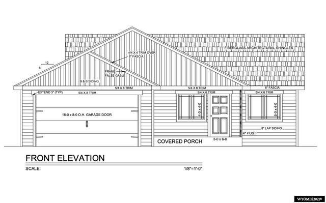 5876 Overlook Way, Mills, WY 82604 (MLS #20215138) :: Broker One Real Estate