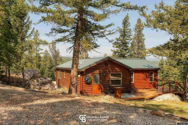 346 Billy Creek Access Road, Buffalo, WY 82834 (MLS #20215144) :: RE/MAX The Group