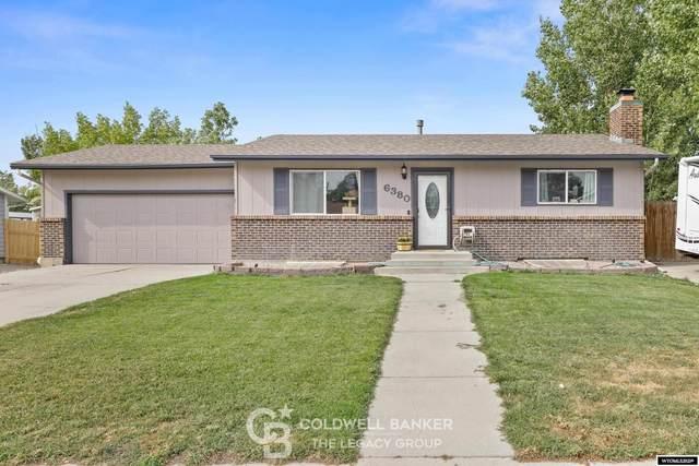 6380 Timberline Court, Casper, WY 82604 (MLS #20215150) :: Real Estate Leaders