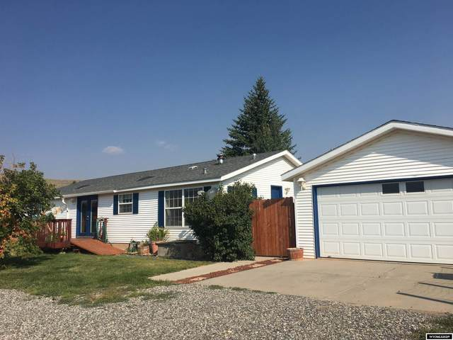 401 N First Street, Dubois, WY 82513 (MLS #20215156) :: RE/MAX The Group