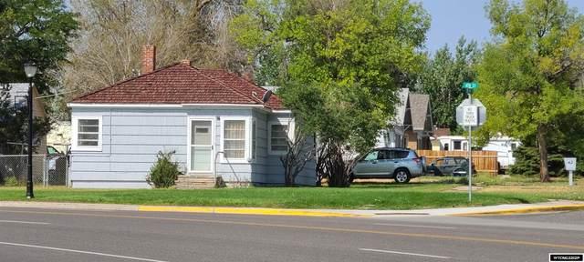 619 Park Street, Thermopolis, WY 82443 (MLS #20215158) :: Lisa Burridge & Associates Real Estate
