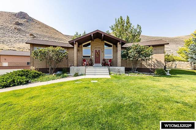 2710 Hitching Post Drive, Green River, WY 82935 (MLS #20215160) :: Real Estate Leaders