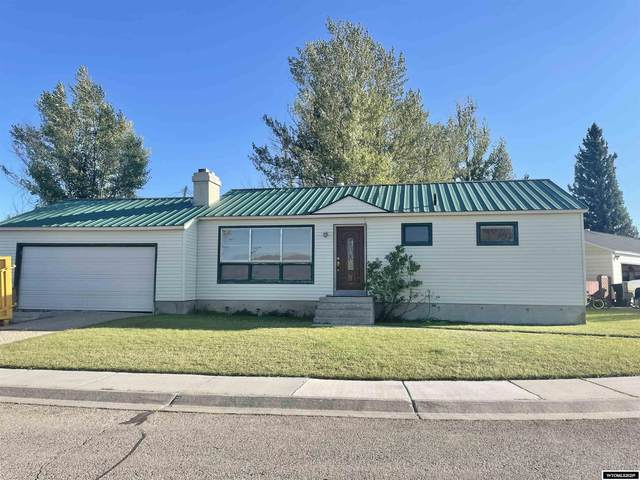 305 Lower Sunset, Kemmerer, WY 83101 (MLS #20215165) :: RE/MAX Horizon Realty
