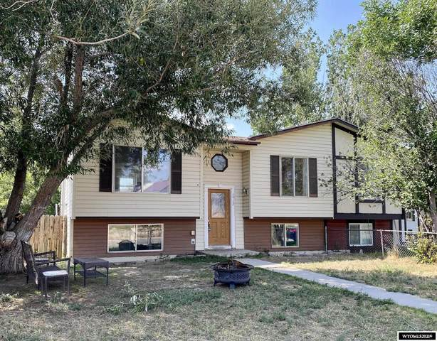 1912 Dunphail, Rawlins, WY 82301 (MLS #20215177) :: Lisa Burridge & Associates Real Estate