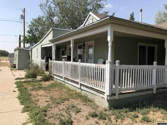 402 N 2nd Street, Douglas, WY 82633 (MLS #20215179) :: RE/MAX Horizon Realty