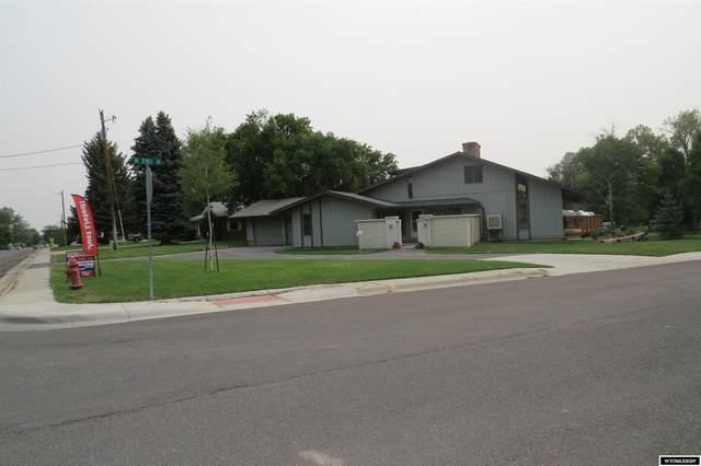 239 W Sunset, Riverton, WY 82501 (MLS #20215191) :: RE/MAX Horizon Realty