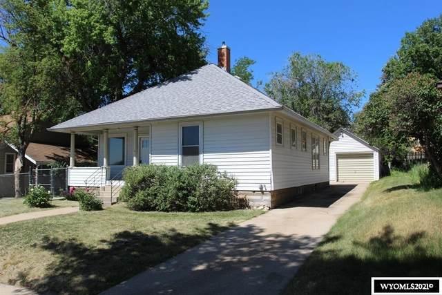 636 Clarendon Avenue, Sheridan, WY 82801 (MLS #20215228) :: Lisa Burridge & Associates Real Estate